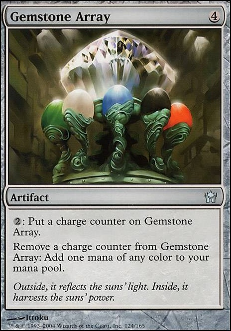 Gemstone Array