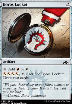 Boros Locket