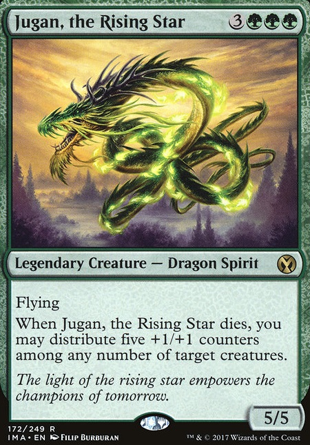 Jugan, the Rising Star