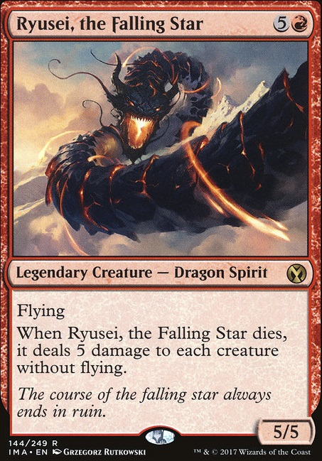 Ryusei, the Falling Star