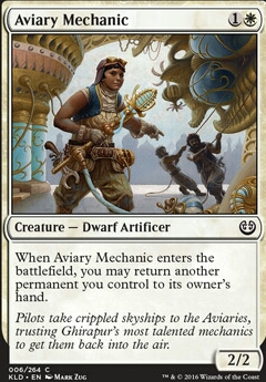 Aviary Mechanic