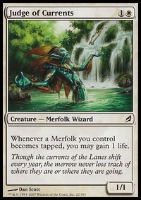 Mtg combo judge of currents kiora s follower kiora s follower