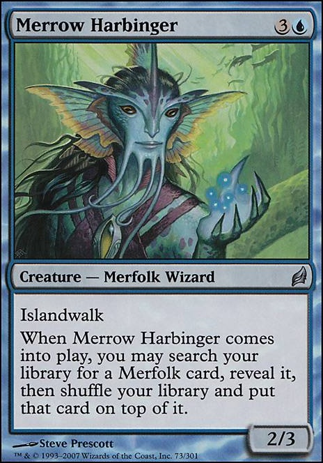 Merrow Harbinger