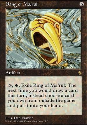 Ring Of Ma Ruf Edh