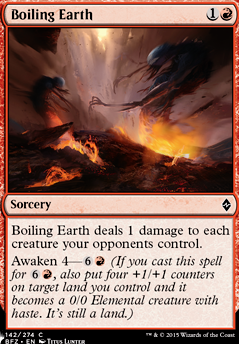 Boiling Earth