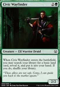 Civic Wayfinder