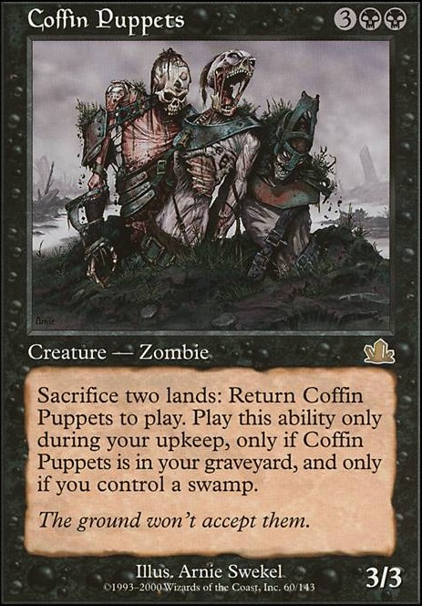 Hungry Hungry Hippo (Commander / EDH MTG Deck)