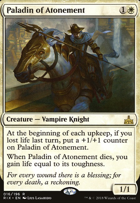 Paladin of Atonement