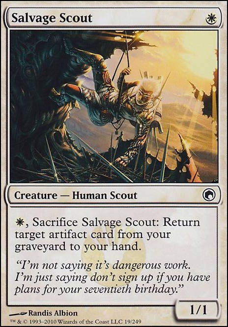Salvage Scout