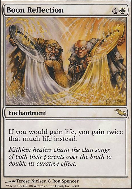 Boon Reflection Shm Mtg Card