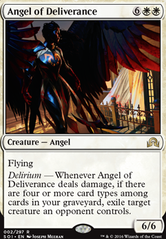Angel of Deliverance