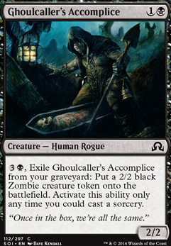 Ghoulcaller's Accomplice