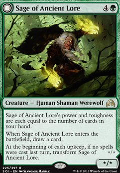 Sage of Ancient Lore