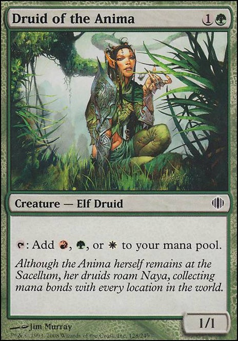 Druid of the Anima