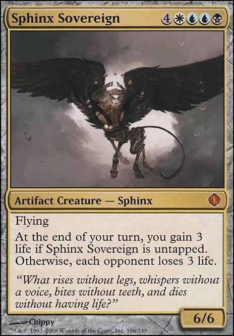 Sphinx Sovereign