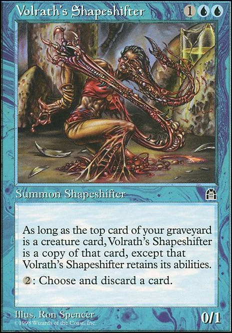 Volrath's Shapeshifter