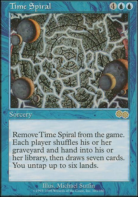 Time Spiral