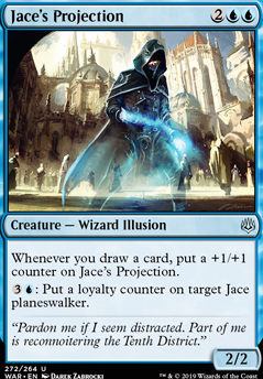 Jace's Projection
