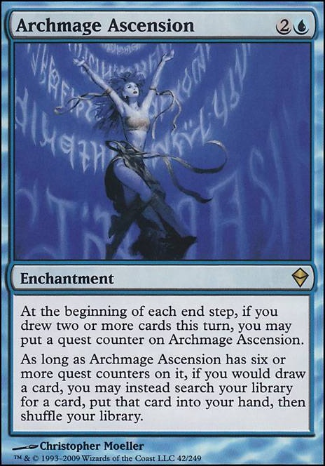 Archmage Ascension