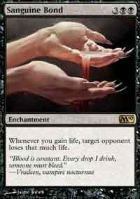 MTG Card: Sanguine Bond