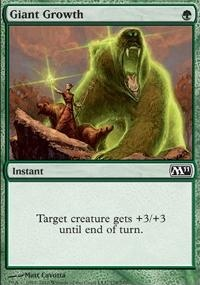 MTG Card: Giant Growth