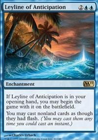 MTG Card: Leyline of Anticipation