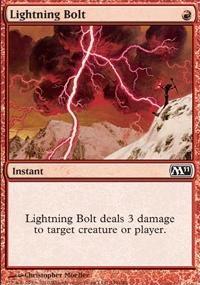 MTG Card: Lightning Bolt
