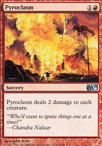 MTG Card: Pyroclasm