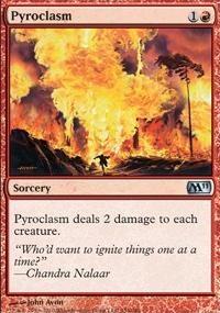MTG Card: Pyroclasm