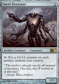 MTG Card: Steel Overseer
