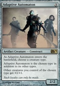 MTG Card: Adaptive Automaton