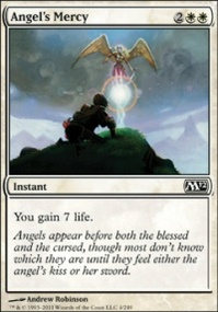 MTG Card: Angel's Mercy
