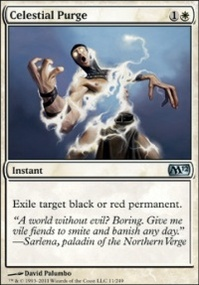 MTG Card: Celestial Purge