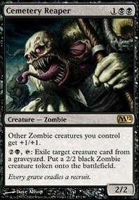 MTG Card: Cemetery Reaper