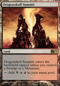 MTG Card: Dragonskull Summit