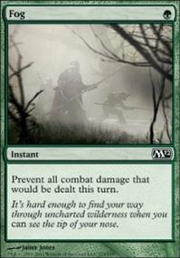 MTG Card: Fog