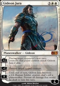 MTG Card: Gideon Jura