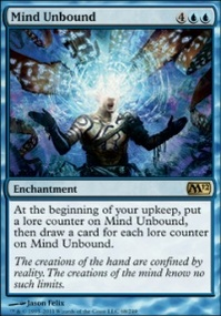 MTG Card: Mind Unbound