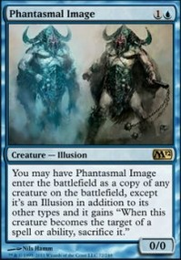 MTG Card: Phantasmal Image