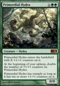 MTG Card: Primordial Hydra