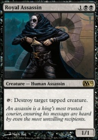 MTG Card: Royal Assassin