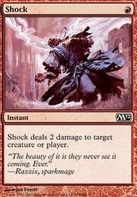 MTG Card: Shock