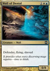 MTG Card: Wall of Denial
