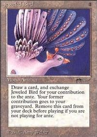 MTG Card: Jeweled Bird