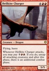 MTG Card: Hellkite Charger