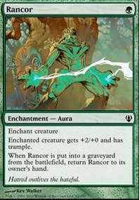 MTG Card: Rancor