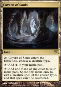 MTG Card: Cavern of Souls