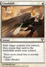 MTG Card: Cloudshift