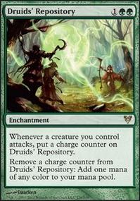 MTG Card: Druids' Repository