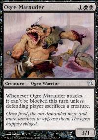 MTG Card: Ogre Marauder